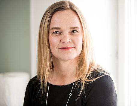 Psykologen Åsa Stöllman.